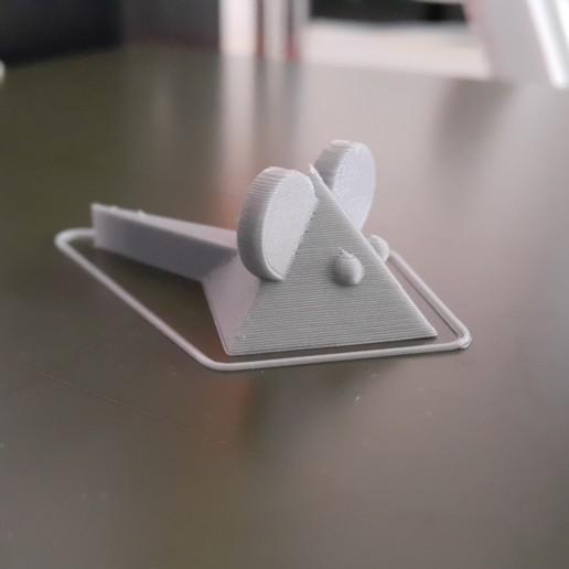 Download free 3D model CaliRat, DK7