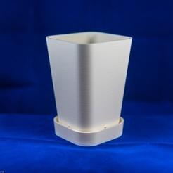 Télécharger fichier STL Porte-brosse à dents avec drainage • Modèle pour impression 3D, DK7