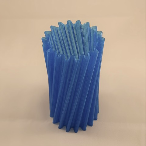 Download free 3D print files Gear vase, DK7