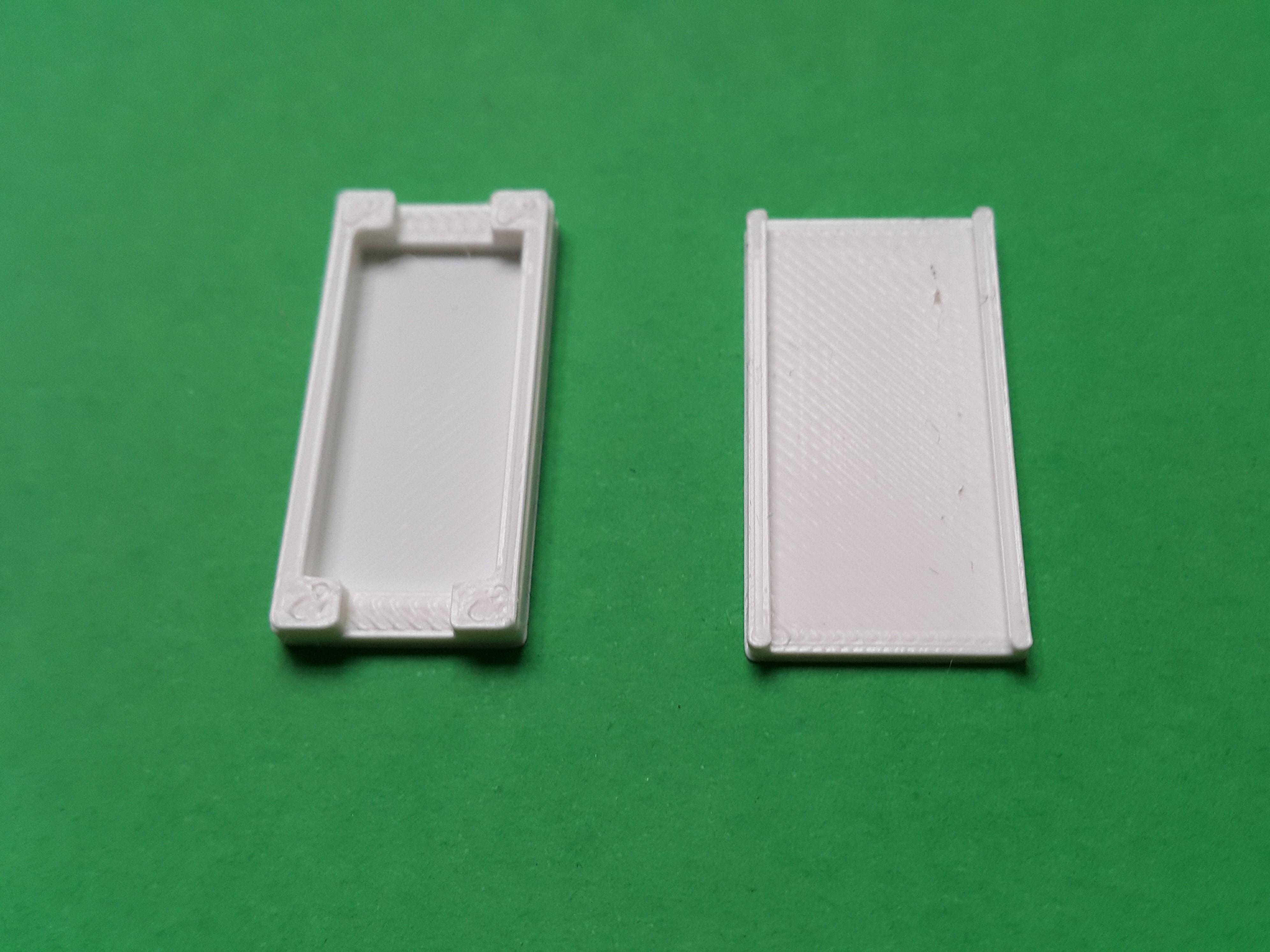 3.jpg Download free STL file WS2812 led shade • 3D print design, DK7