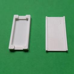 Télécharger fichier STL gratuit WS2812 abat-jour à leds • Design à imprimer en 3D, DK7