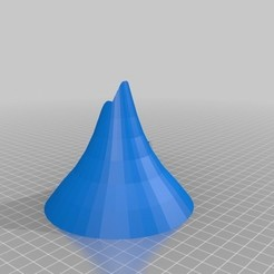 Trumpet-Whistle.jpg Download free STL file Megaphone Whistle • Model to 3D print, yttrium