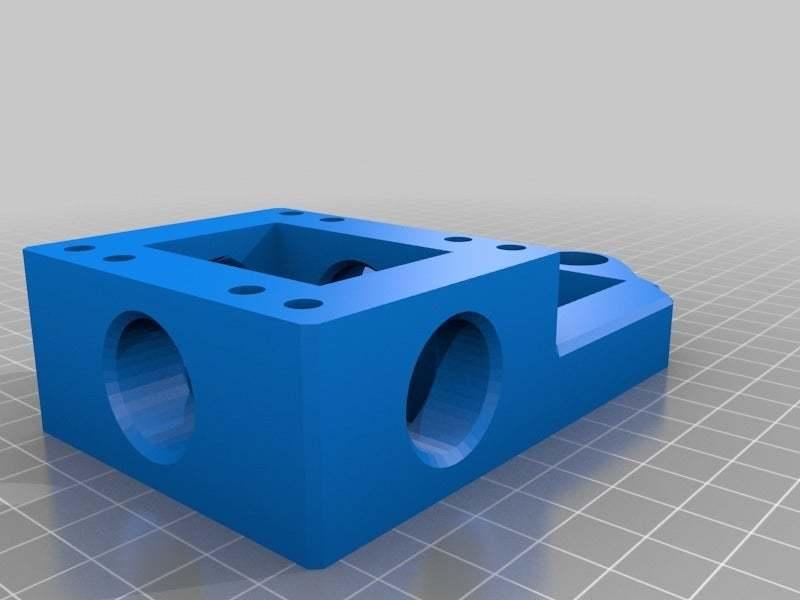 Baseplate.jpg Download free STL file WireBender in Metric • 3D print template, yttrium
