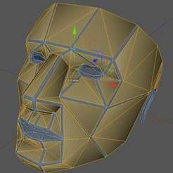 Bildschirmfoto_2012-11-03_um_17.52.01.jpg Télécharger fichier STL gratuit Masque Lowpoly imprimable • Design pour impression 3D, yttrium