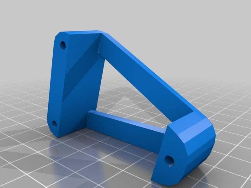 holder1.jpg Télécharger fichier STL gratuit Ultimakers support de tampons pour refroidisseurs d'eau 1 • Objet à imprimer en 3D, yttrium
