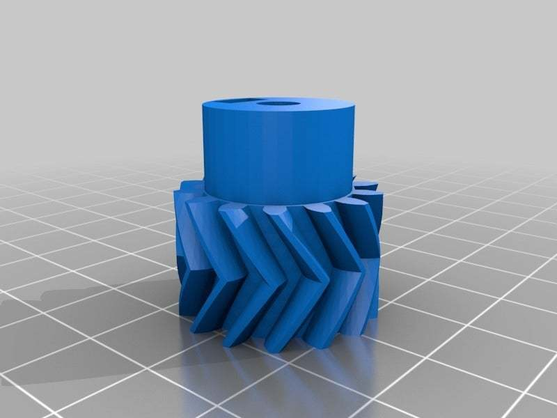 Motorgear2.jpg Download free STL file WireBender in Metric • 3D print template, yttrium