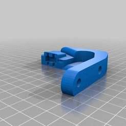 2bearing_compressor.jpg Télécharger fichier STL gratuit Mise à niveau du levier de pression de l'Ultistruder • Plan pour impression 3D, yttrium