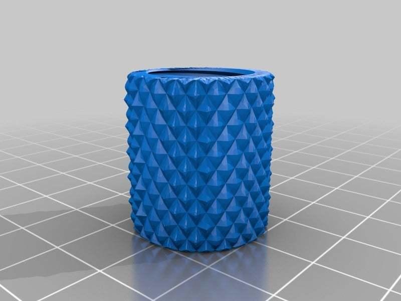 cap_thin_repaired.jpg Télécharger fichier STL gratuit Double partie de la mise à niveau de Bowden • Design à imprimer en 3D, yttrium