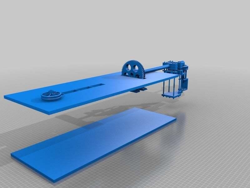 Benderhead_assbled.jpg Download free STL file WireBender in Metric • 3D print template, yttrium