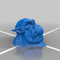 Download free STL file Ork, Repaired • 3D printable design, yttrium