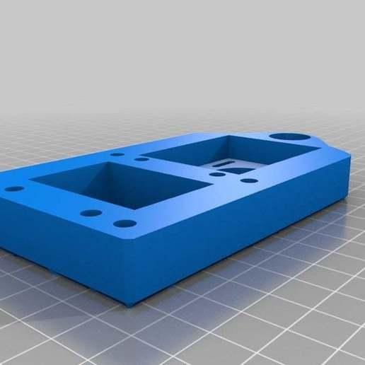 lower_baseplate.jpg Download free STL file WireBender in Metric • 3D print template, yttrium