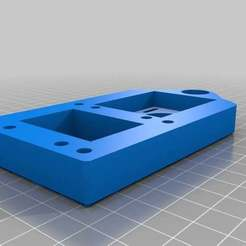 lower_baseplate.jpg Download free STL file WireBender in Metric • 3D print template, yttrium