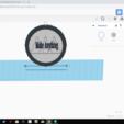 Download free STL Make Anything Logo, StoreT07