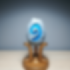 3D print files World Of Warcraft Hearthstone Stand, BroMakers3d