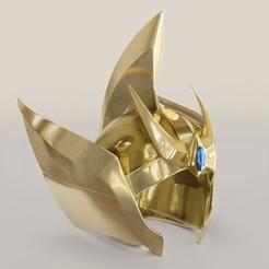 Download 3D printer designs Aries helmet, fabiofenix88