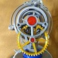 Download free 3D printing designs Triaxial Motorized, mcmaven