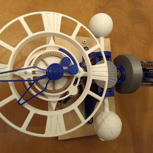 Download free 3D print files Triaxial Quartz Movement Upgrade, mcmaven