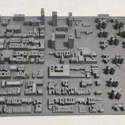 Impresiones 3D Modelo 3D del Azulejo de Manhattan 17, denalain4
