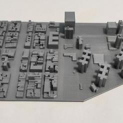 10.jpg Download STL file 3D Model of Manhattan Tile 10 • 3D printable design, denalain4