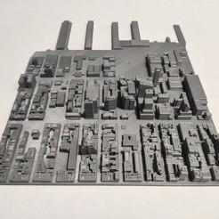 c31.jpg Download STL file 3D Model of Manhattan Tile 31 • 3D printer template, denalain4