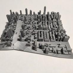c38.jpg Download STL file 3D Model of Manhattan Tile 38 • 3D printable object, denalain4