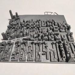 c39.jpg Download STL file 3D Model of Manhattan Tile 39 • Object to 3D print, denalain4