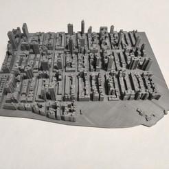 c46.jpg Download STL file 3D Model of Manhattan Tile 46 • 3D printing object, denalain4