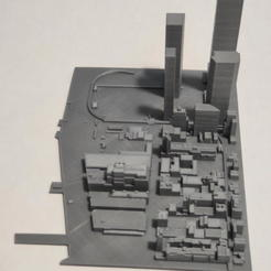 Descargar archivos STL Modelo 3D del Azulejo de Manhattan 23, denalain4
