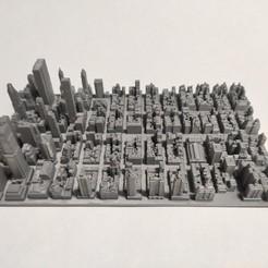 c37.jpg Download STL file 3D Model of Manhattan Tile 37 • 3D printing object, denalain4
