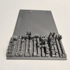 Descargar archivos 3D Modelo 3D del Azulejo de Manhattan 40, denalain4