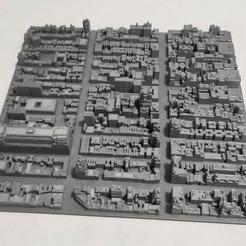 19.jpg Download STL file 3D Model of Manhattan Tile 19 • 3D printing object, denalain4