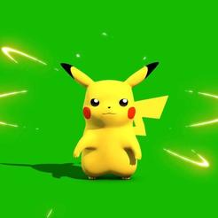 wp2662212.jpg Download STL file Mini Pikachu • 3D printable object, geremi15