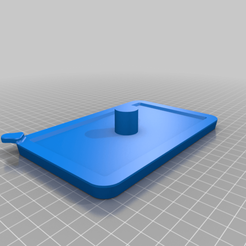 vat_cover_with_knob.png Download free STL file VAT cover with knob • Model to 3D print, ThaliaFP