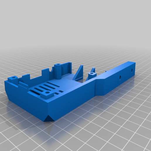 rpi_vertical_2020_mount_with_exposed_gpio_pins.png Download free STL file RPi Vertical 2020 Mount with exposed GPIO pins • 3D printable template, ThaliaFP