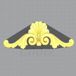Download 3D printing models Ornament 2, Vision_Photographie