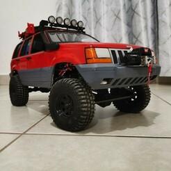 IMG_20200116_204342.jpg Télécharger fichier STL jeep grand cherokee zj 313 mm • Plan à imprimer en 3D, aleessa