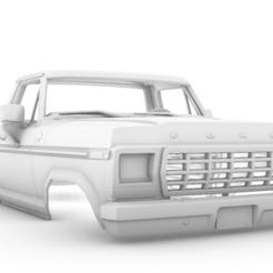 Captura de pantalla (497).png Télécharger fichier STL ford f150 1979 310mm body • Objet pour imprimante 3D, aleessa