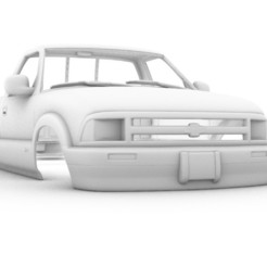 Screenshot_20200629-003951_Chrome.jpg Download STL file Chevrolet_S10_SingleCab_LongBed_313MM • Model to 3D print, aleessa