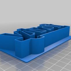 efc3b1632cdc9a05ba2314700b6f3412.png Download free STL file forty • Model to 3D print, kareninch2