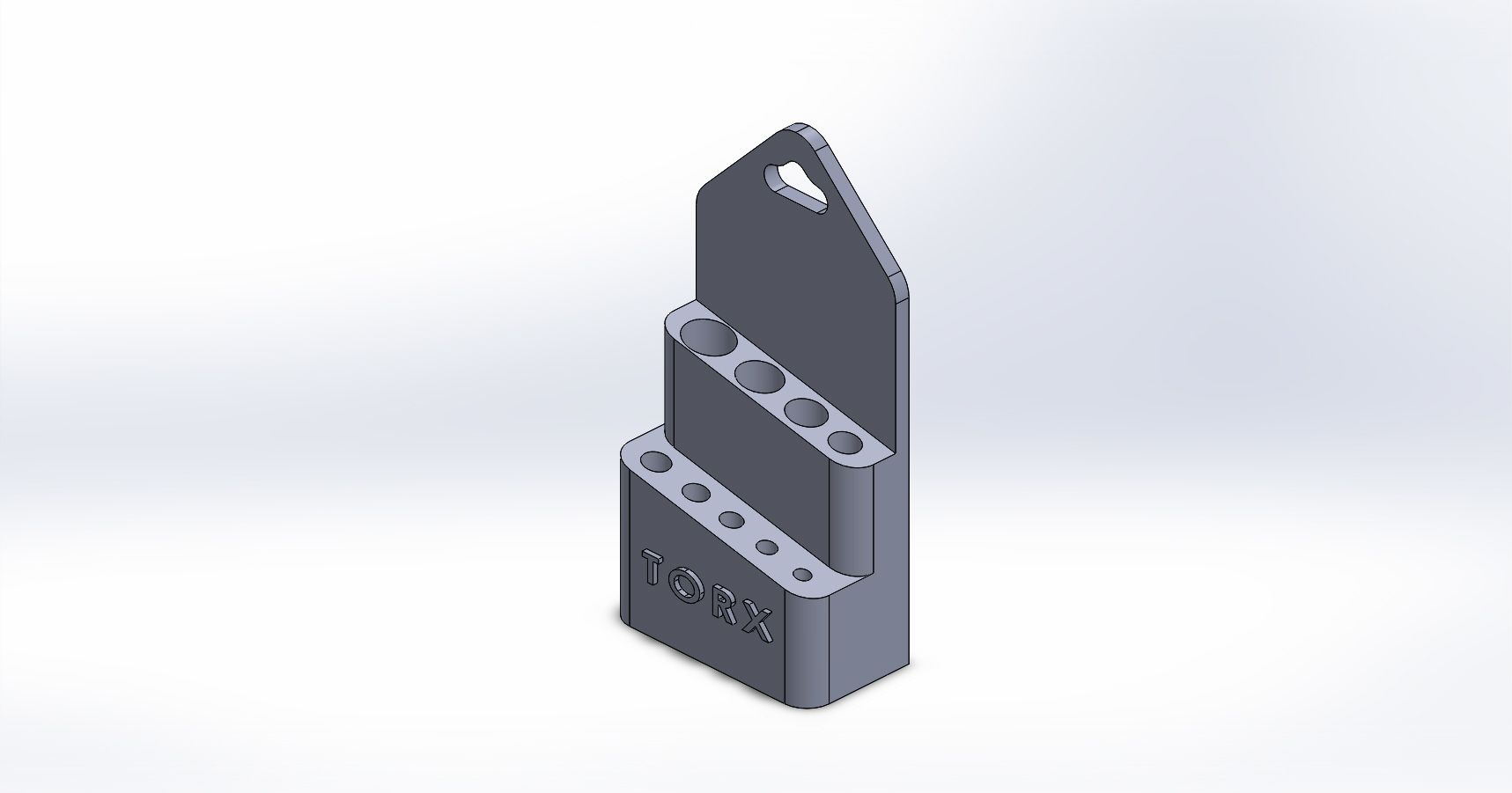 Torx.JPG Download free STL file BTR / TORX support • 3D print design, alaingiresini