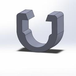 Télécharger plan imprimante 3D gatuit clip pour VTT, alaingiresini