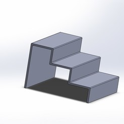 Download free 3D printing models amoebo staircase, alaingiresini