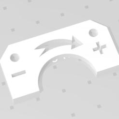 Download free 3D printing models Z-axis rotation direction indicator, alaingiresini