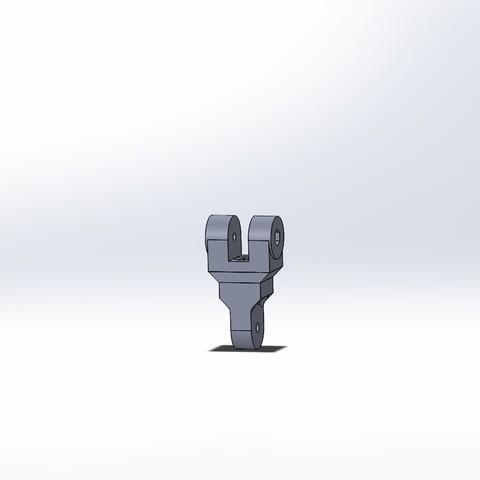 Imprimir en 3D gratis Soporte de 360° para ranura en T para módulo de ranura en V, alaingiresini