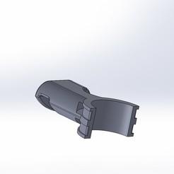 Télécharger STL gratuit anti saut de chaine 31.8mm, alaingiresini
