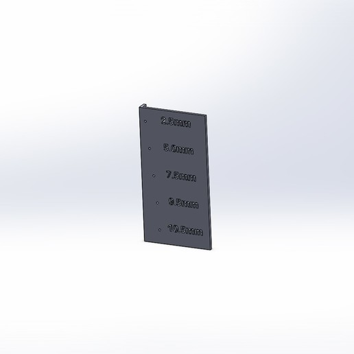 Descargar Modelos 3D para imprimir gratis Plantilla para taladrar, alaingiresini