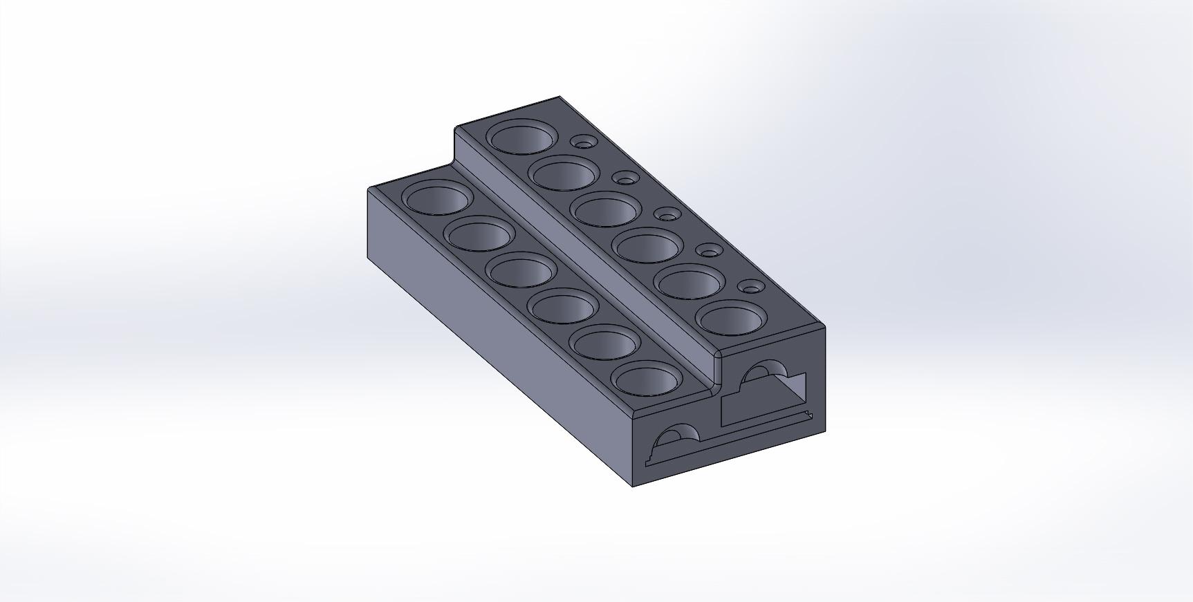 Base.JPG Download free STL file suppoert paint pot model paint pot • 3D print design, alaingiresini