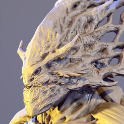 screenshot021.jpg Télécharger fichier STL Monster Beast Modèle 3D de sculpture 3d imprimable • Modèle à imprimer en 3D, Saintpix