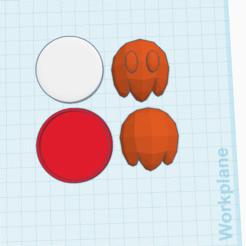 Download free 3D model Custom Podobo(Lava Bubble) amiibo, Cart3r