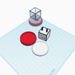 Impresiones 3D gratis Custom Cuby amiibo, Cart3r